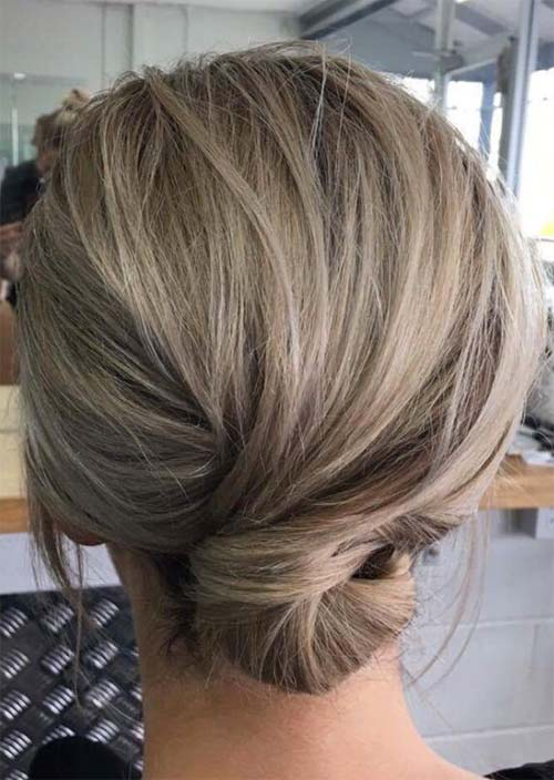 63 Creative Updos for Short Hair Perfect for Any Occasion - Glowsly