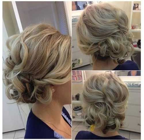 Most Attractive Short Hairdos for Parties | hairstyles | Pinterest
