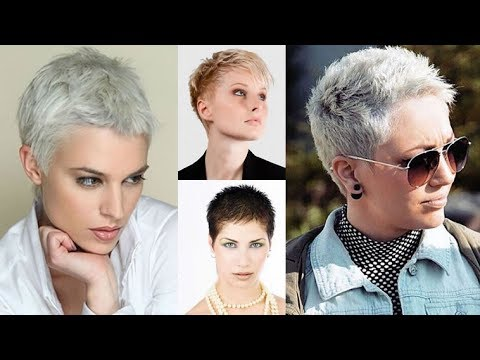 50 Pixie and Very Short Haircut Trends in 2017 - Women's Short Hair