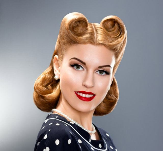 50 Easy Vintage Hairstyles for Glamourous Women u2013 HairstyleCamp