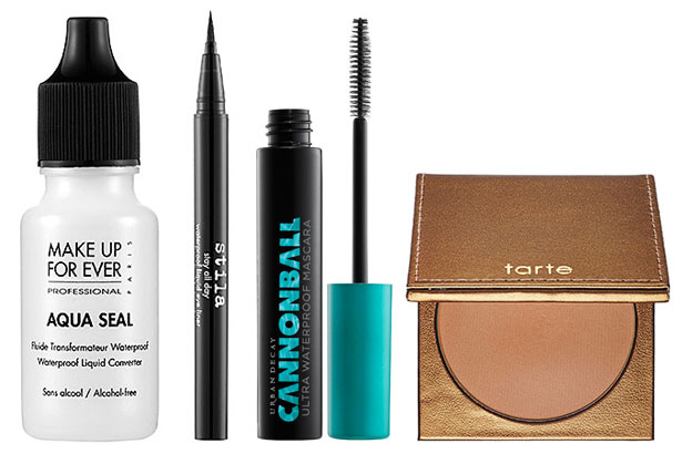 11 of the Best Waterproof Makeup from Mascara to Foundation
