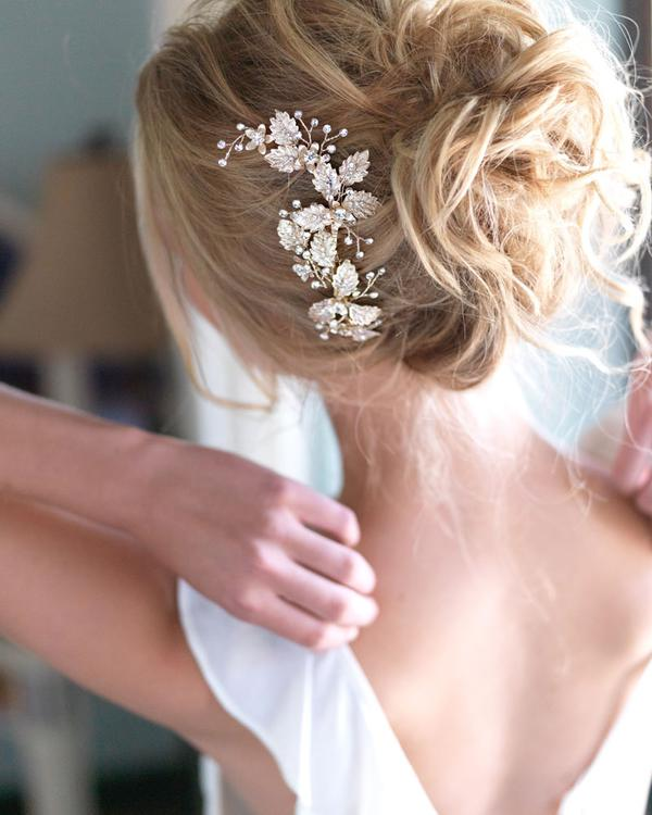 Shop Wedding Headpieces & Jewelry | Dareth Colburn Bridal Collection