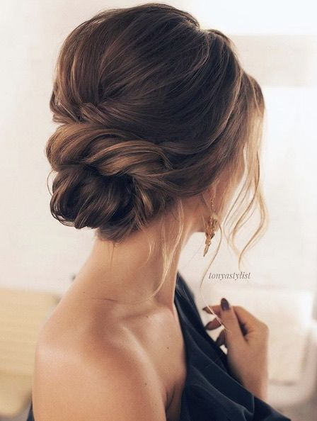Wedding Hairstyle Inspiration - tonyastylist   Wedding Trends