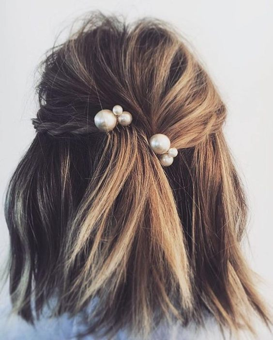 Wedding Hairstyles For Everyone   A Practical Wedding