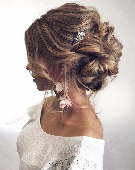 Wedding Hairstyle Inspiration - tonyastylist   Wedding Hairstyles