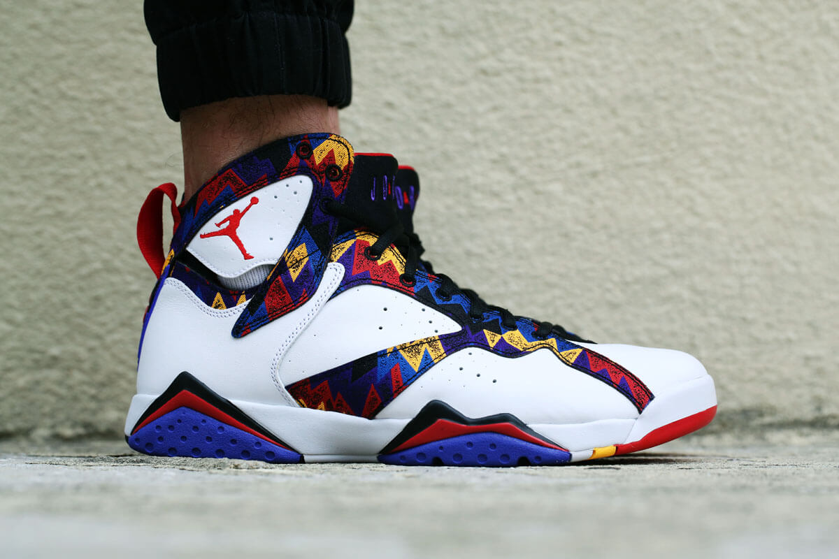 ... nike air jordan 7 sweater 000 ... XRYHXNJ