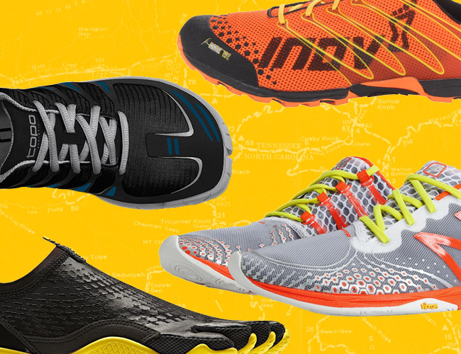 10 best barefoot running shoes - gear patrol GFRILQP