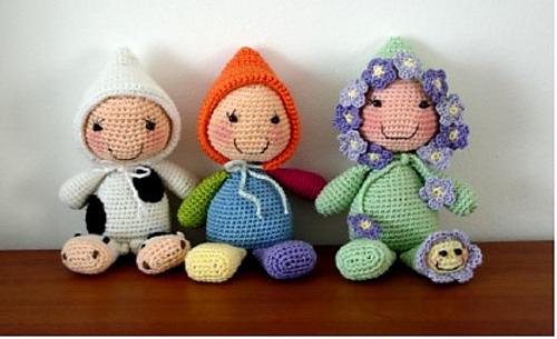 15 free #crochet doll patterns - on moogly! CCVWYEM