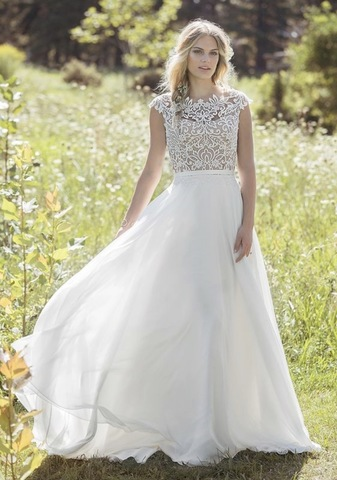 20 gorgeous modest wedding dresses YMKRGPE