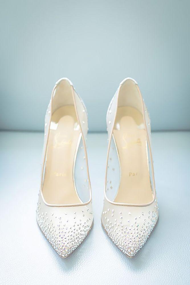 24 elegant white wedding shoes PIQPJAB