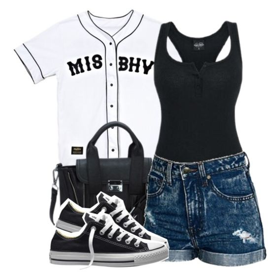 9 cute outfits to wear to a baseball game date LNHPXCT