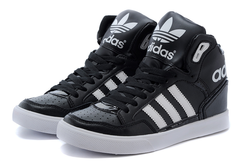 adidas high top trainers womens