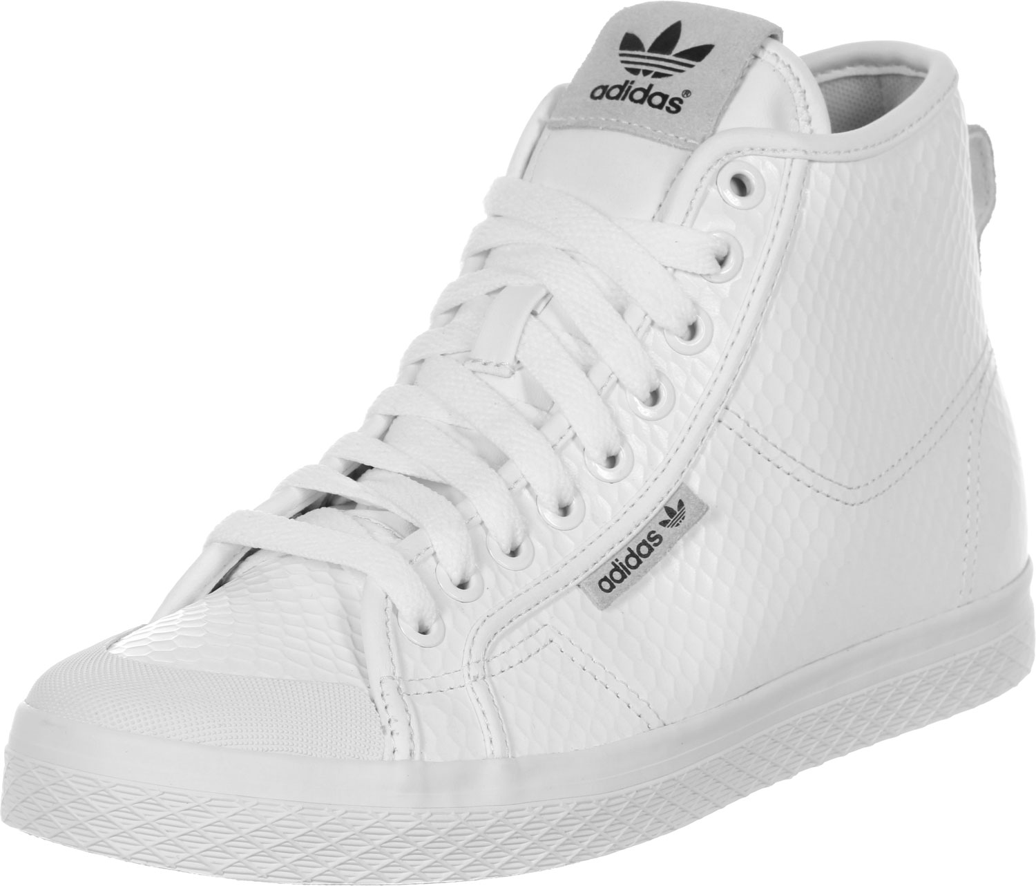 adidas honey mid w shoes white CDQYXAW