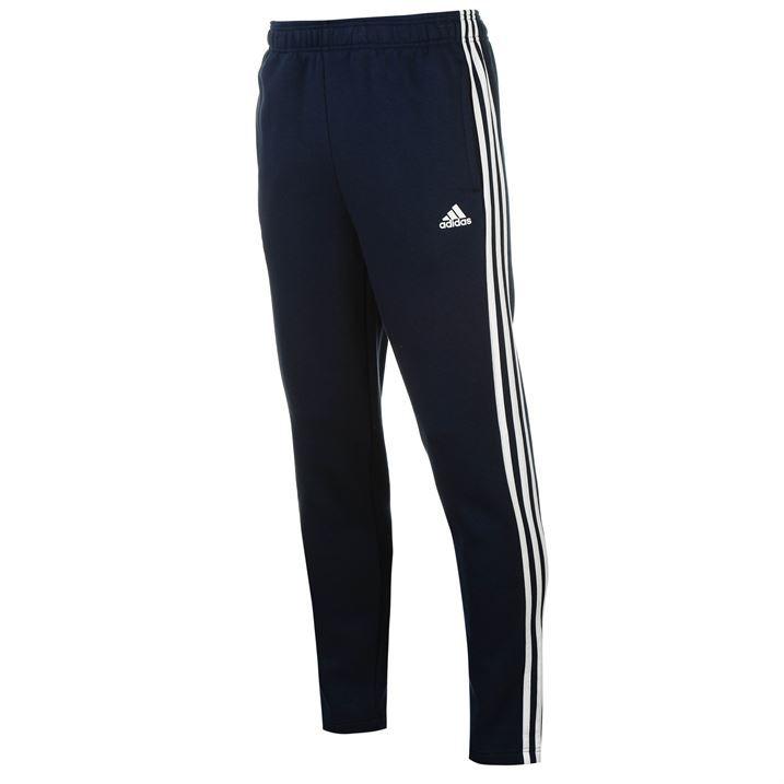 adidas joggers adidas-mens-3s-logo-joggers-sweat-pants-training- GFWZTRY