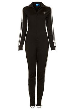 adidas jumpsuit **all in one by topshop x adidas originals tracksuit jumpsuit! BBITUAU