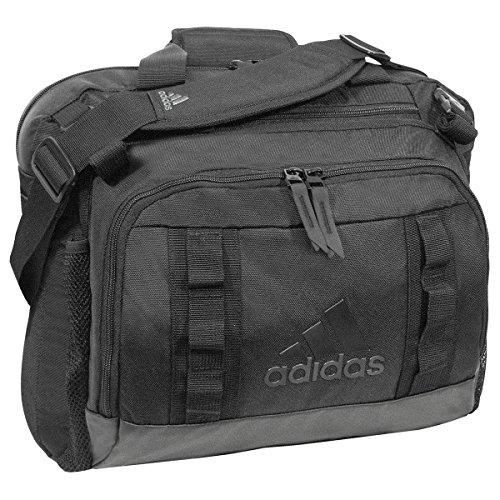 adidas messenger bag amazon.com: adidas shield coach messenger bag, black, one size: sports u0026  outdoors GUDCFKL