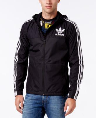 adidas originals jacket adidas menu0027s originals windbreaker SYHUOGL