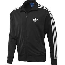 adidas originals jacket adidas originals firebird mens track top retro casual tracksuit jacket  black new PCJSWOB