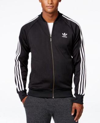adidas originals jacket adidas originals menu0027s superstar track jacket QWAHETP