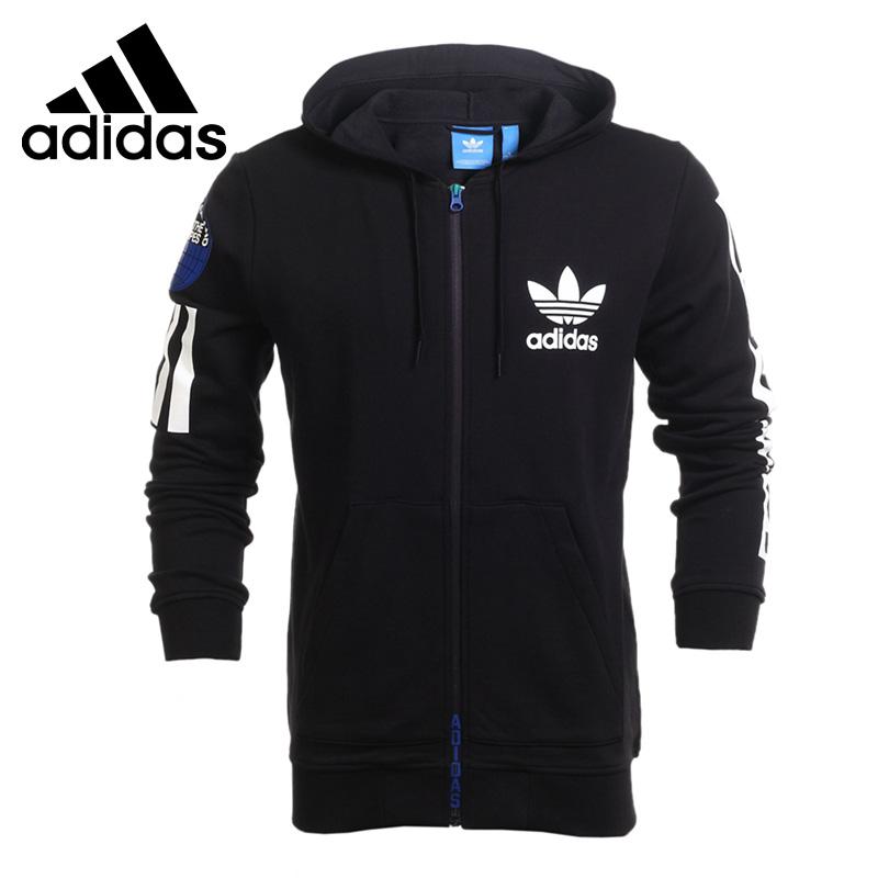 adidas originals jacket original new arrival 2017 adidas originals menu0027s jacket hooded  sportswear(china) GPIGHXM