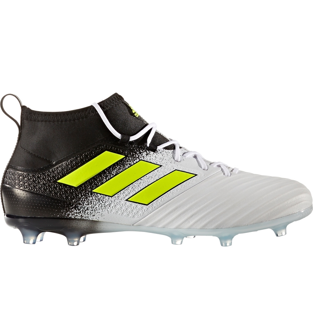 adidas soccer boots adidas ace 17.2 primemesh fg soccer cleats (white/solar yellow/core black) YGFLXRS