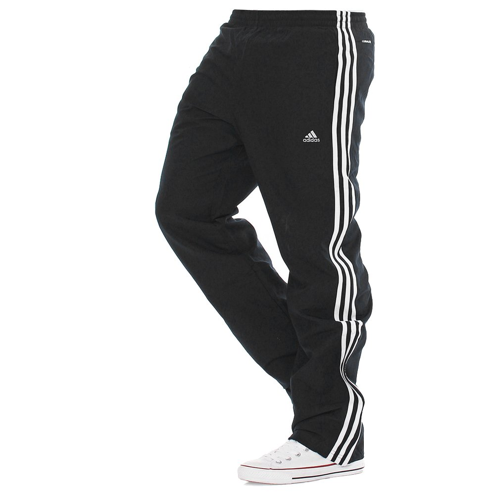 Adidas Tracksuit Bottoms adidas-essentials-climalite-mens-tracksuit-bottoms-joggers-in- AMSDMYA