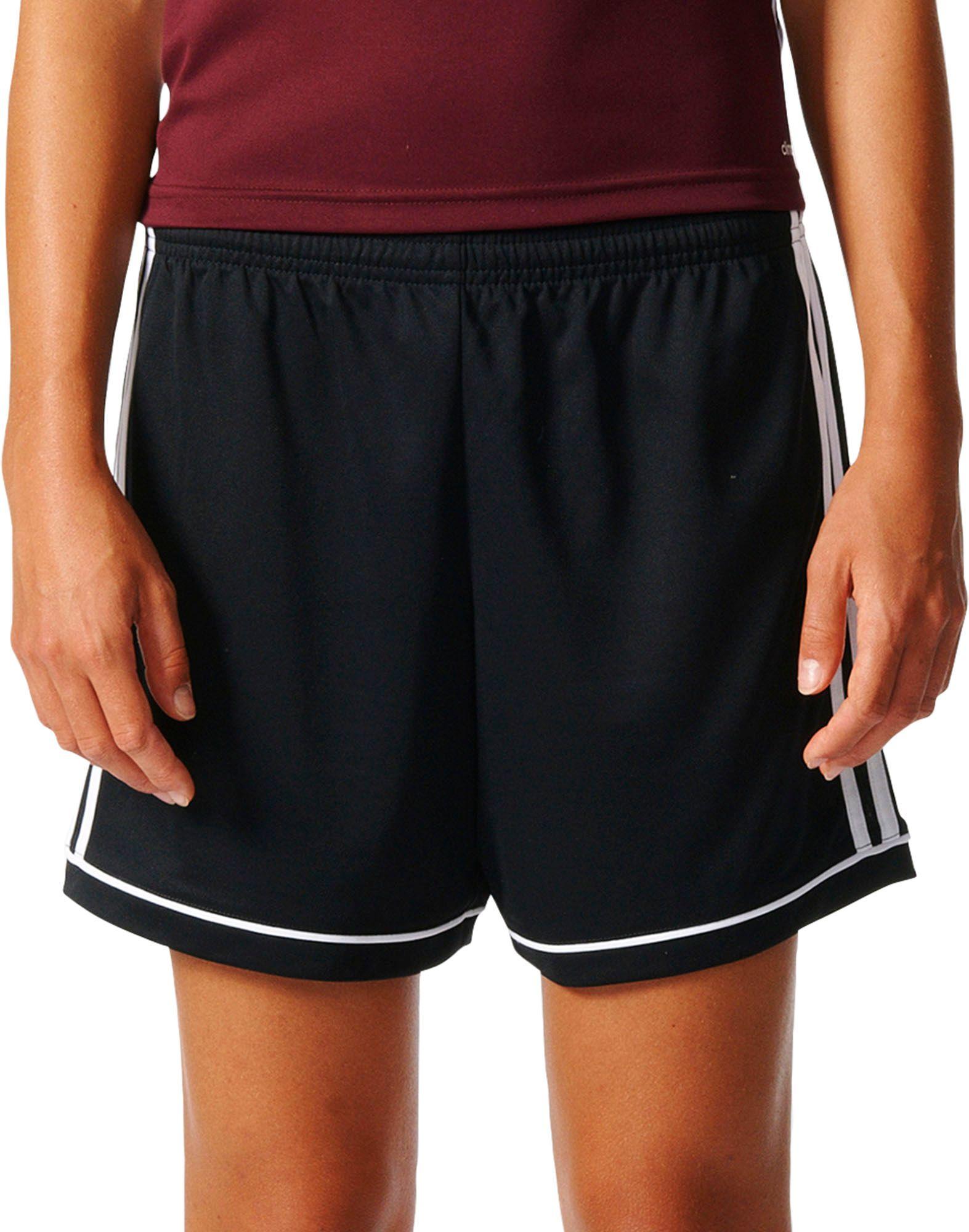 adidas womenu0027s squadra 17 soccer shorts JEUXKCZ