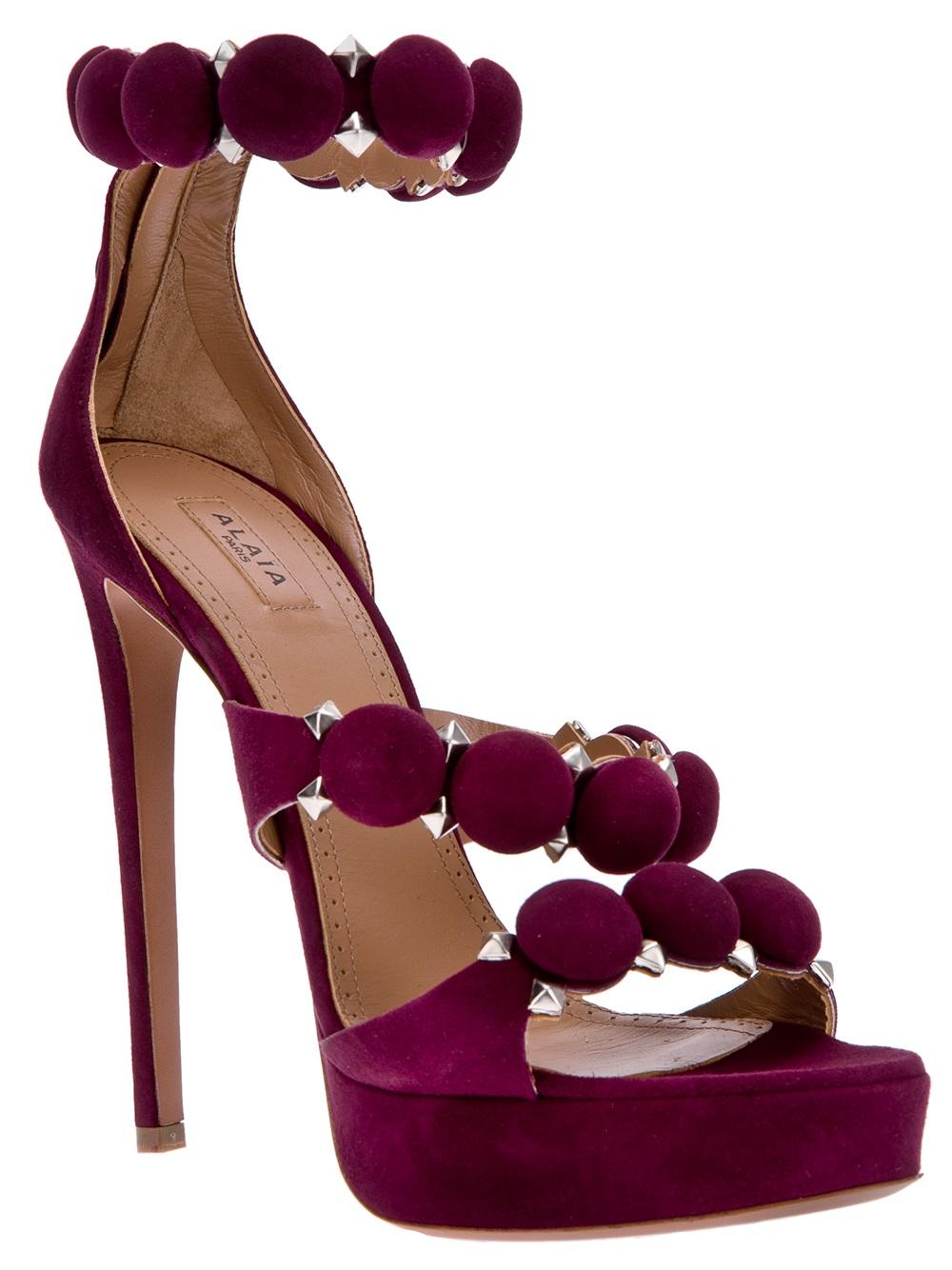 alaia shoes gallery YZDKIXN