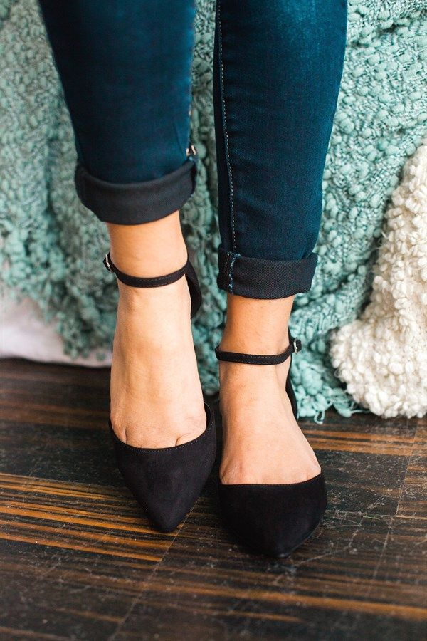 ankle strap flats | 5 colors MTEEHQV