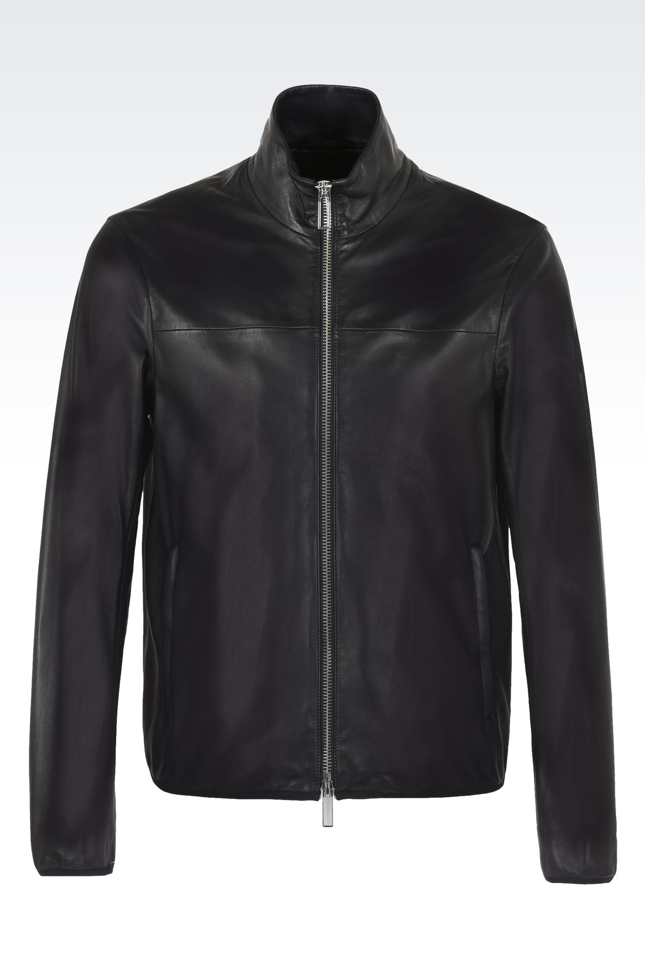 armani jackets outerwear: blouson jackets men by armani - 0 HBHNSKB