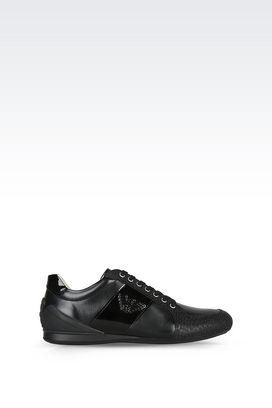 armani shoes sneakers IJWVJAZ