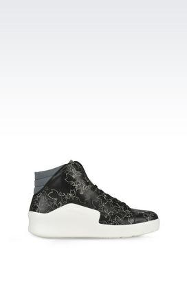 armani shoes sneakers KZSPSHD