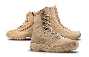 army boots ... desert tan military boots TEMQFDI