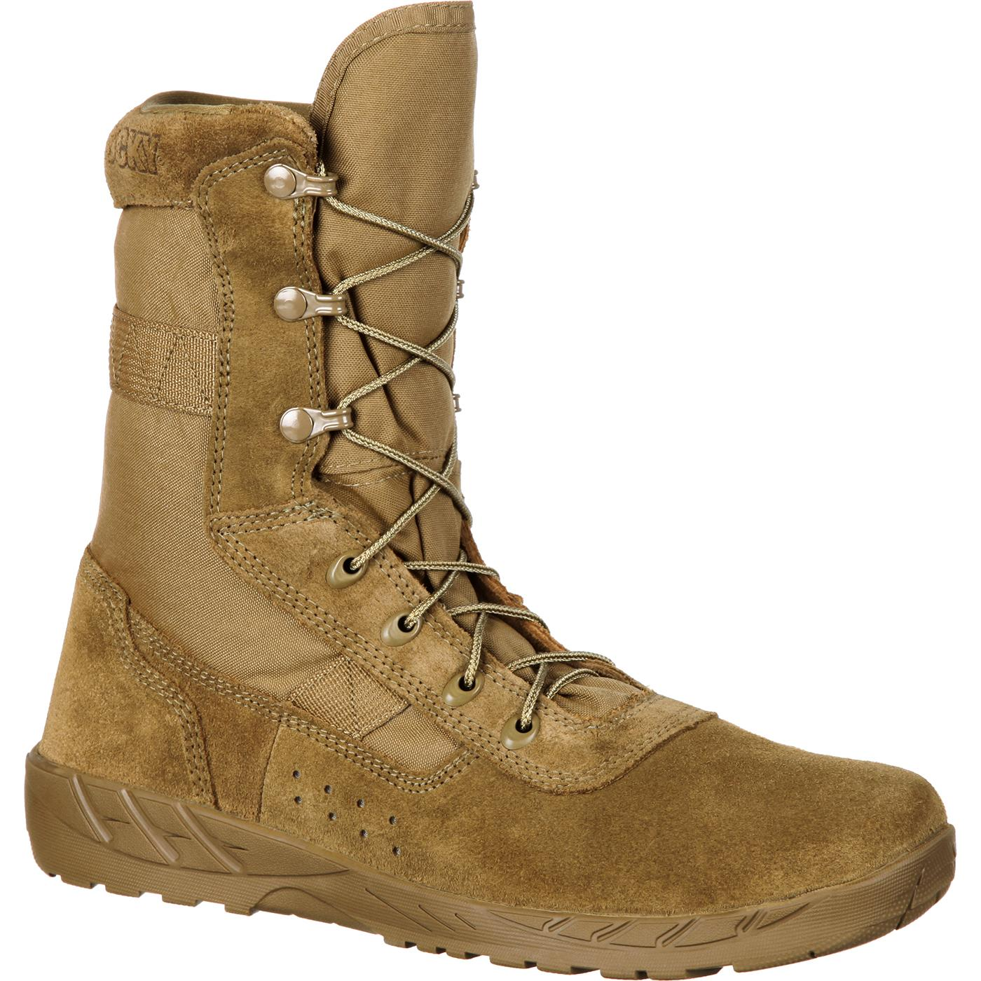 army boots rocky c7 cxt lightweight commercial military boot, , large OHMWZKE