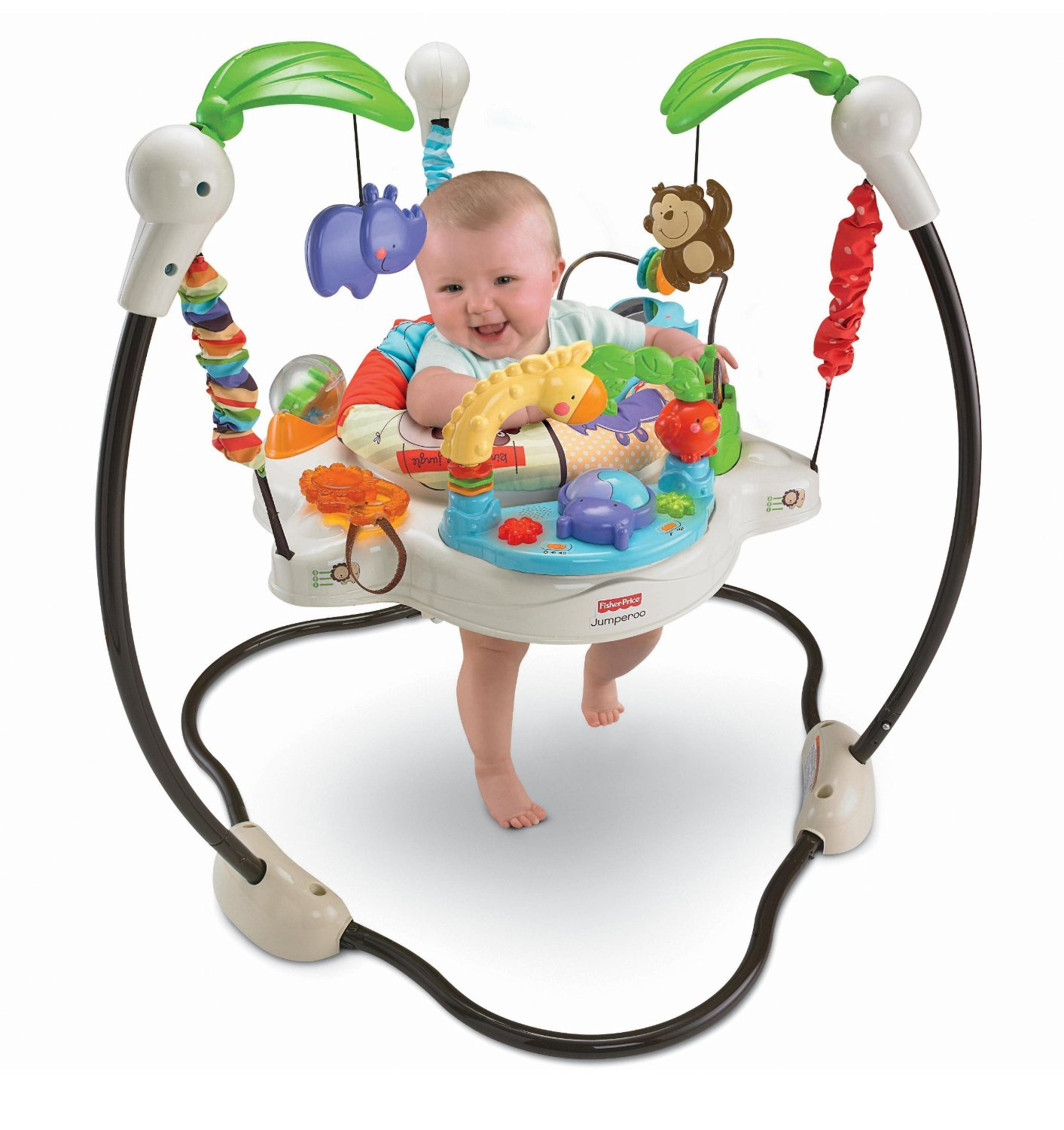 Entertain your baby with baby jumper