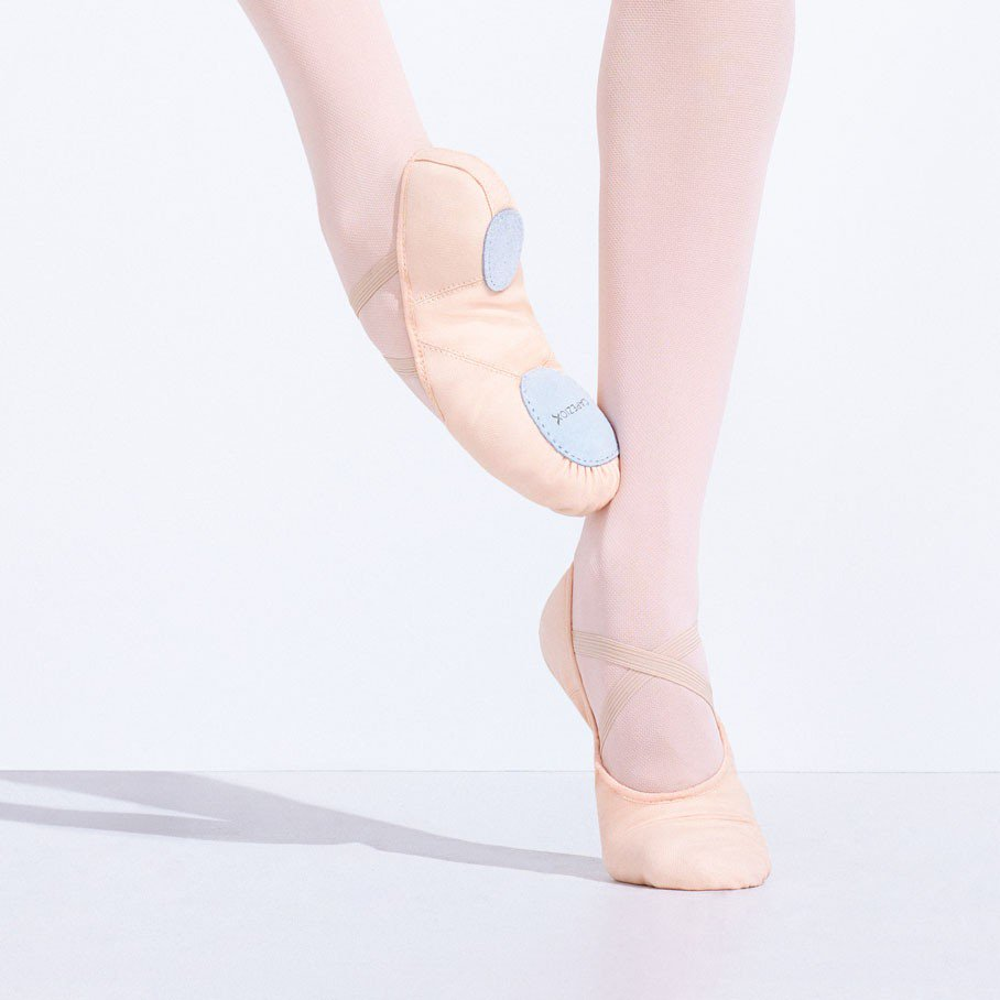 Ballet shoes- an embellishment and style of the feet