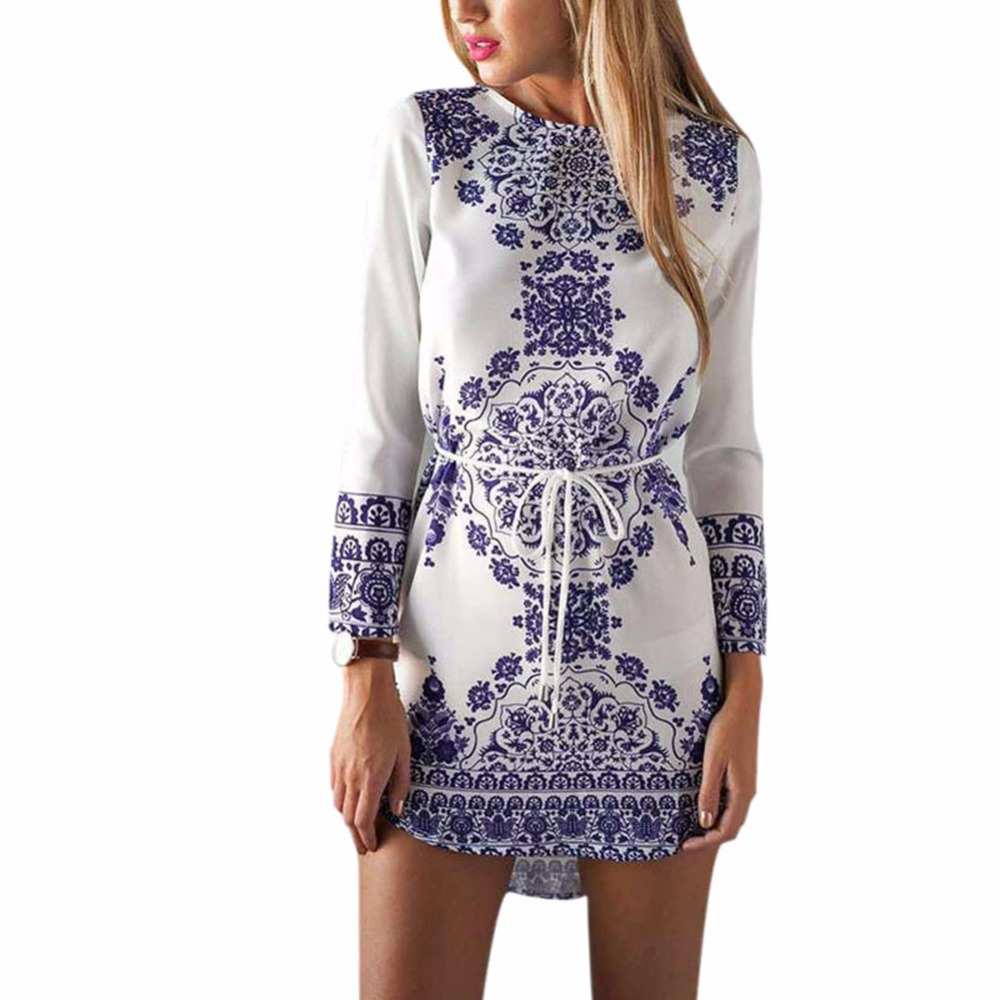beach party outfit 2016 sexy boho women floral mini dress slim bodycon casual summer party  beach outfits BVEEXNR