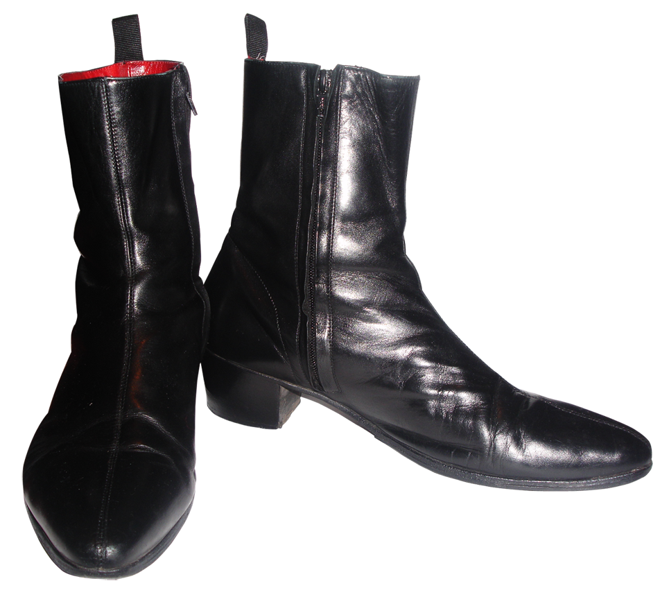 Beatle boots ranked high in both comfort and style