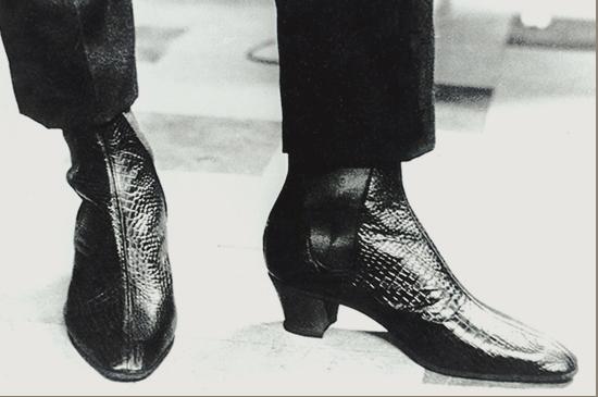 beatle boots the beatle boot MUIVFBC