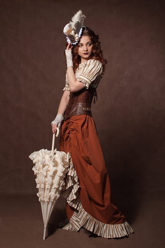 An overview of steam punk fashion