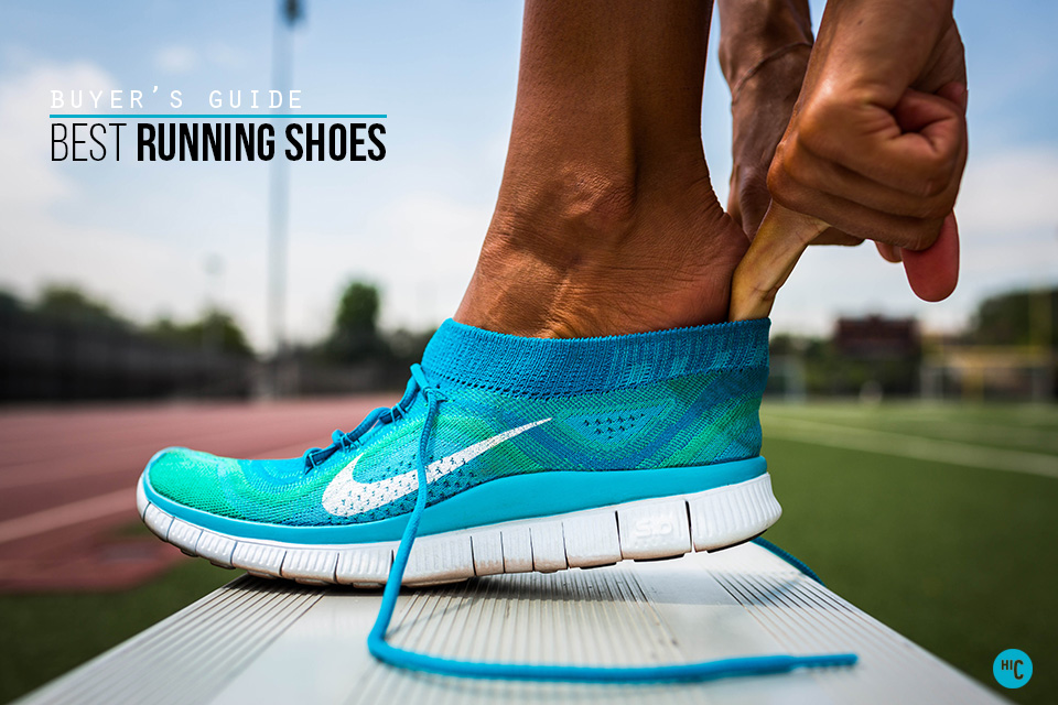 Best Running Shoes for Men footrace: the 10 best running shoes for men | hiconsumption KOFWVZH