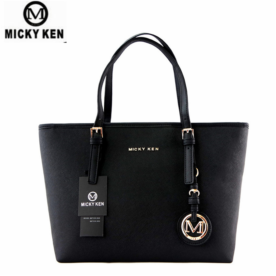 big handbags aliexpress.com : buy micky ken brand new 2017 women handbags big pu leather  high FFNYSXW