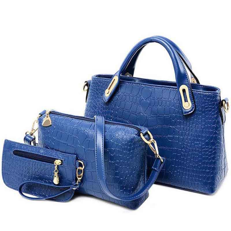 big handbags famous brands handbags 2016 luxury elegant female big bags crocodile  womenu0027s pu leather handbag QDENSPL