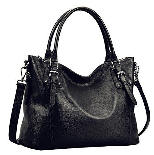 big handbags heshe womens leather vintage handbags top handle bags totes purse satchels  shoulder handbag cross XKREXEY
