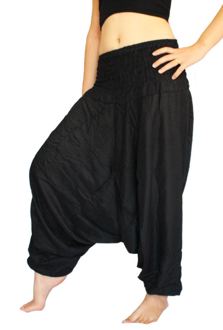 black aladdin pants TSXRMFR