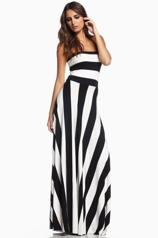 black and white maxi dress elan convertable maxi dress/skirt wide stripe,,navy /white,or black/white BMRXLGM