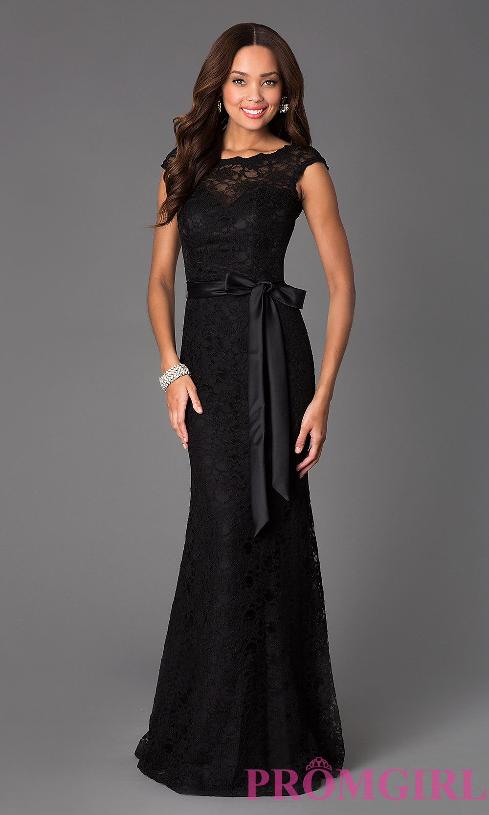 black evening dresses hover to zoom YBDWIAL