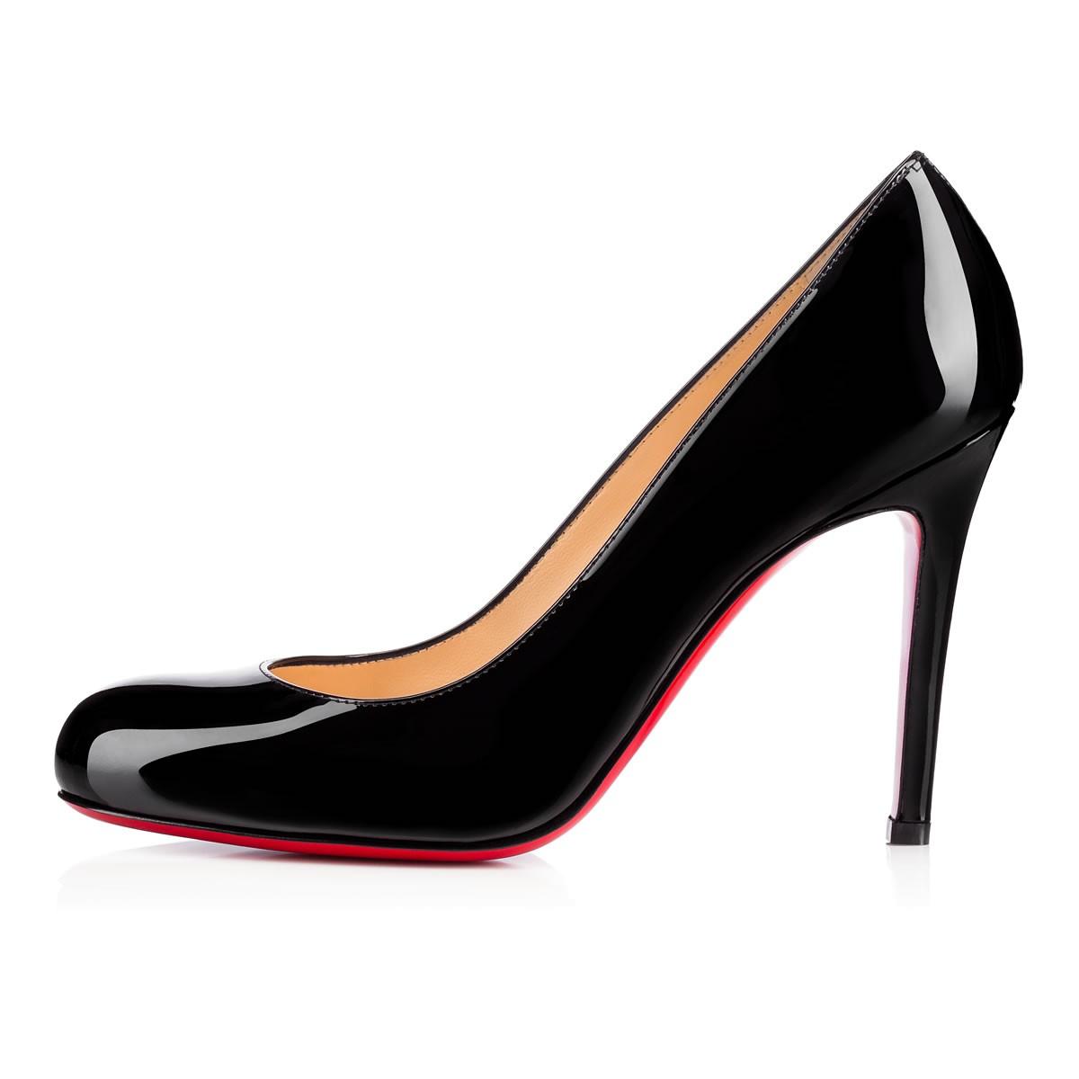 black pumps ... shoes - simple pump - christian louboutin ... WAFOWJO