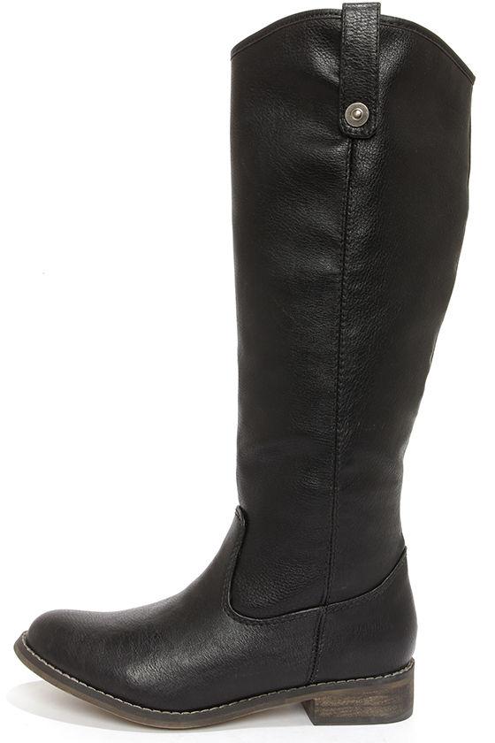 black riding boots 1 MRSZYBS
