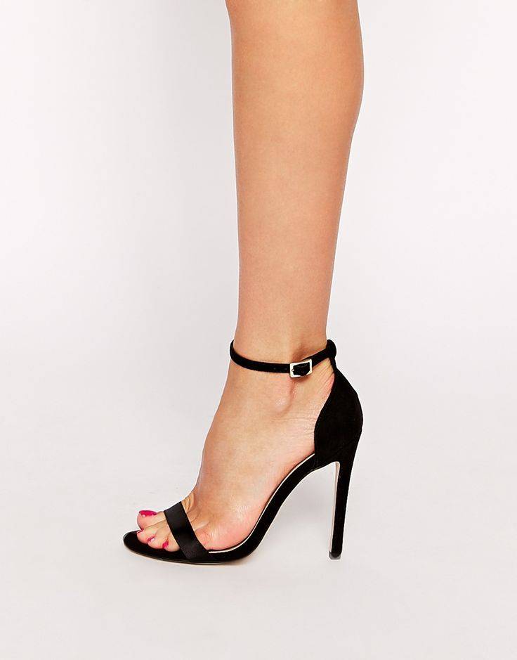 black strappy heels i love it asos halcyon heeled sandals http://asos.to/1m8tlsc WRQDXEQ